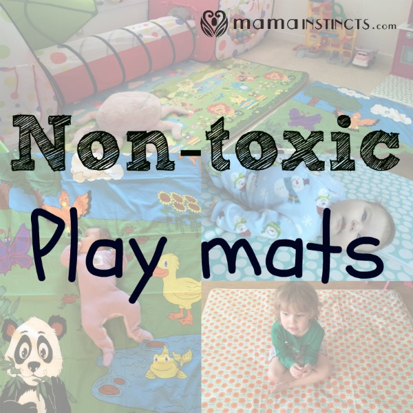 A few months after my first daughter was born I learned that some baby products were made with questionable materials and some of these products leached harmful chemicals that could possibly affect the health of my kid. I sought out to find was a non-toxic playmat because my daughter was on a mat a big chunk of the day. #playmat #organicplaymat #nontoxicplaymat #babygear #greenbaby