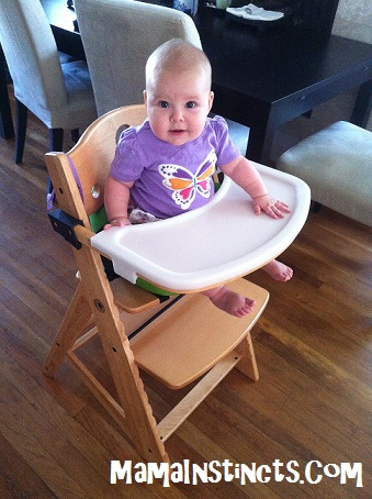 Non Toxic High Chair Mama Instincts