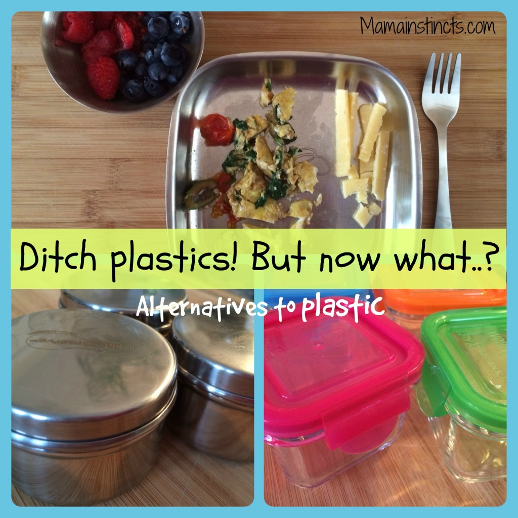 Alternatives to plastic