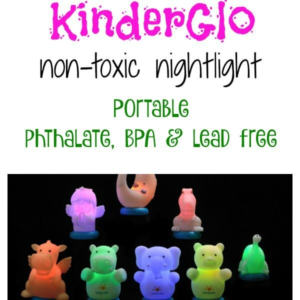 Non-toxic nightlight {KinderGlo}