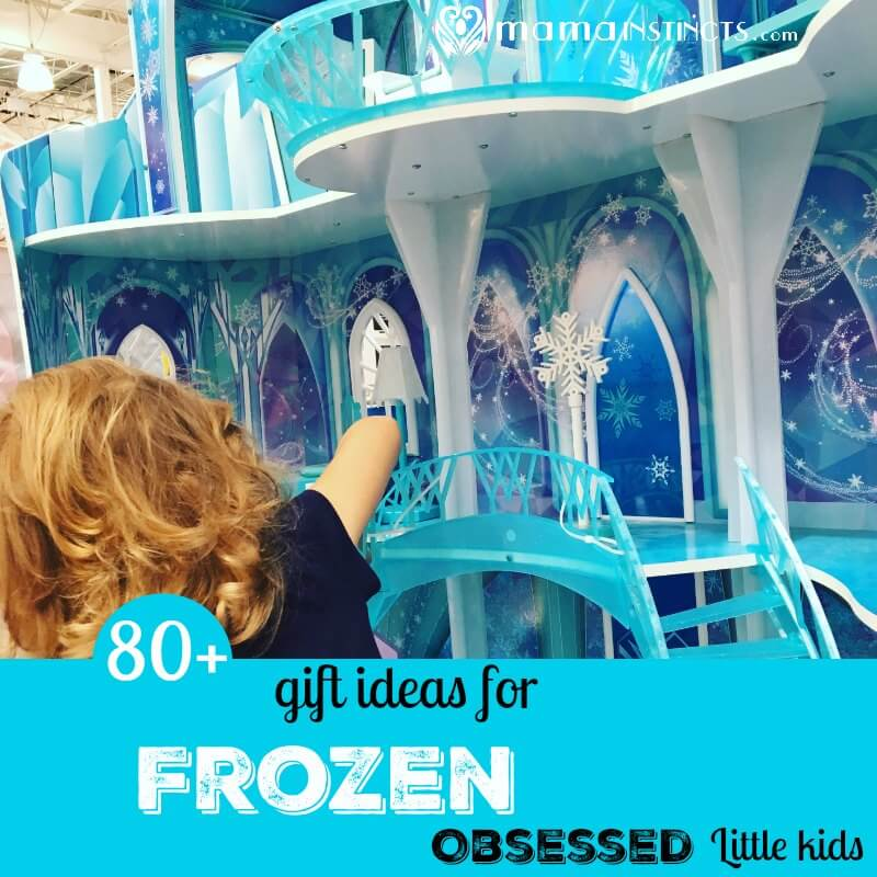 Gifts for Frozen-Obsessed Kids