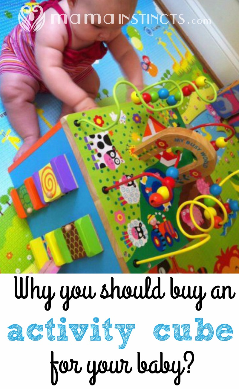 Find out why this toy is so worth buying when you're having a baby!