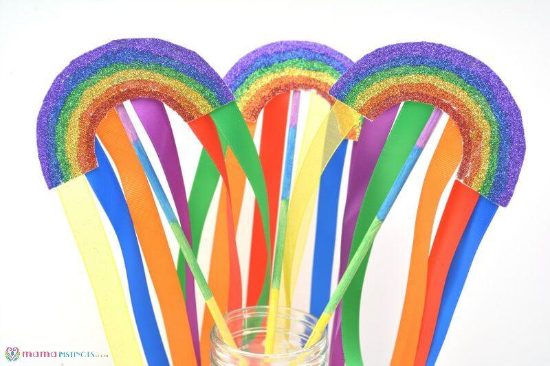 The Rainbow Wand